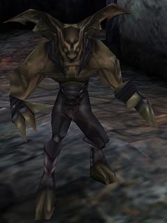 A fledgling Turelim in Legacy of Kain Soul Reaver.