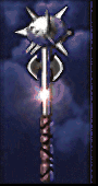 The Spiked Mace in Blood Omen: Legacy of Kain.