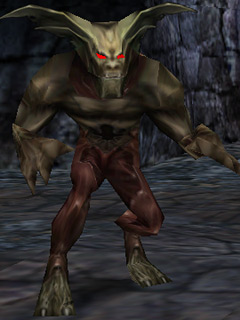 An adult Turelim in Legacy of Kain Soul Reaver.