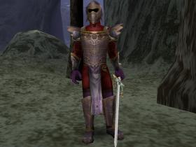 A Sarafan Warrior Swordsmen.
