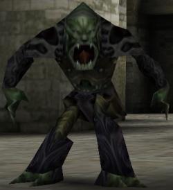 A fledgling Dumahim in Legacy of Kain Soul Reaver.
