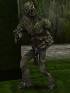 An adult Melchahim in Legacy of Kain Soul Reaver.