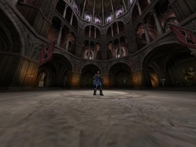 The Chapter House in SR2