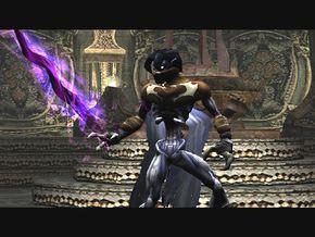 Raziel with the Dark Reaver in Defiance