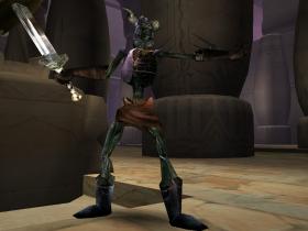 A Swordsmen Thrall in Soul Reaver 2.