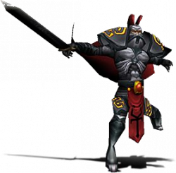 Promotional image of A Glyph Knight