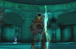 The Wraith Blade shortly after Soul Reaver was destroyed
