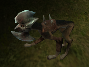 A Vampire Hunter attack dog in SR2.