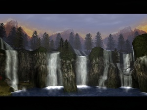 The Great Southern Lake in Soul Reaver 2
