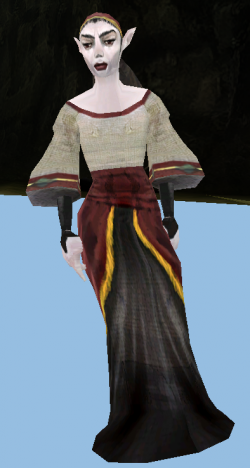 The Unnamed Female Vampire in SR2