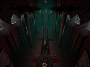 The Fire Forge as it appears in Soul Reaver 2