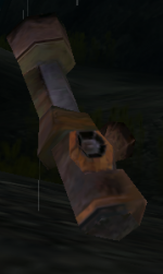 A Hand Cannon in Soul Reaver 2