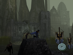 the Timestreaming chamber and Dark Forge in the Swamp in Soul Reaver 2