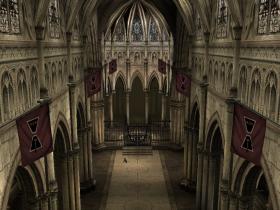 The Sanctuary area in SR2