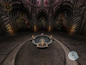 The Circle's Gathering Room in SR2