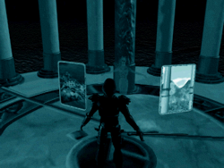 The Sacrifice in Blood Omen: Legacy of Kain.