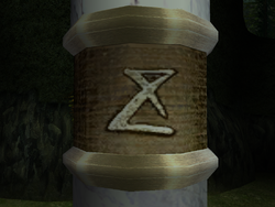 The Pillar of Time in Soul Reaver 2.