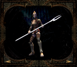 Vampire hunter sorceresses in Legacy of Kain: Defiance.