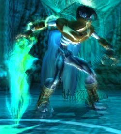 Raziel with the Spectral Reaver in Defiance