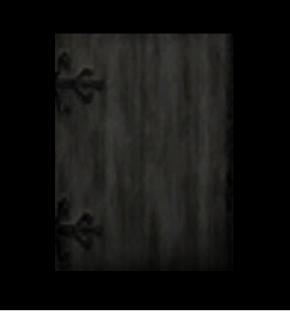 Standard door as it appears in Legacy of Kain: Soul Reaver