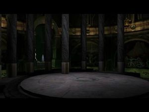 The Subterranean Pillars Chamber as it appears in Soul Reaver 2.