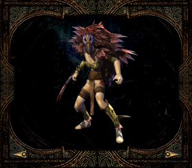Feral humans in Legacy of Kain: Defiance.