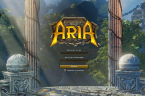Aria Login.png