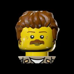 Duke Huckleberry - LEGO City Undercover Wiki