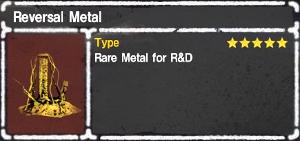 Reversal Metal Let It Die Wiki