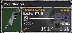 Chopper Let It Die Wiki