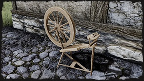 Spinning wheel - Official Life is Feudal Wiki