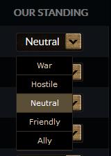 Auswahlmöglichkeiten