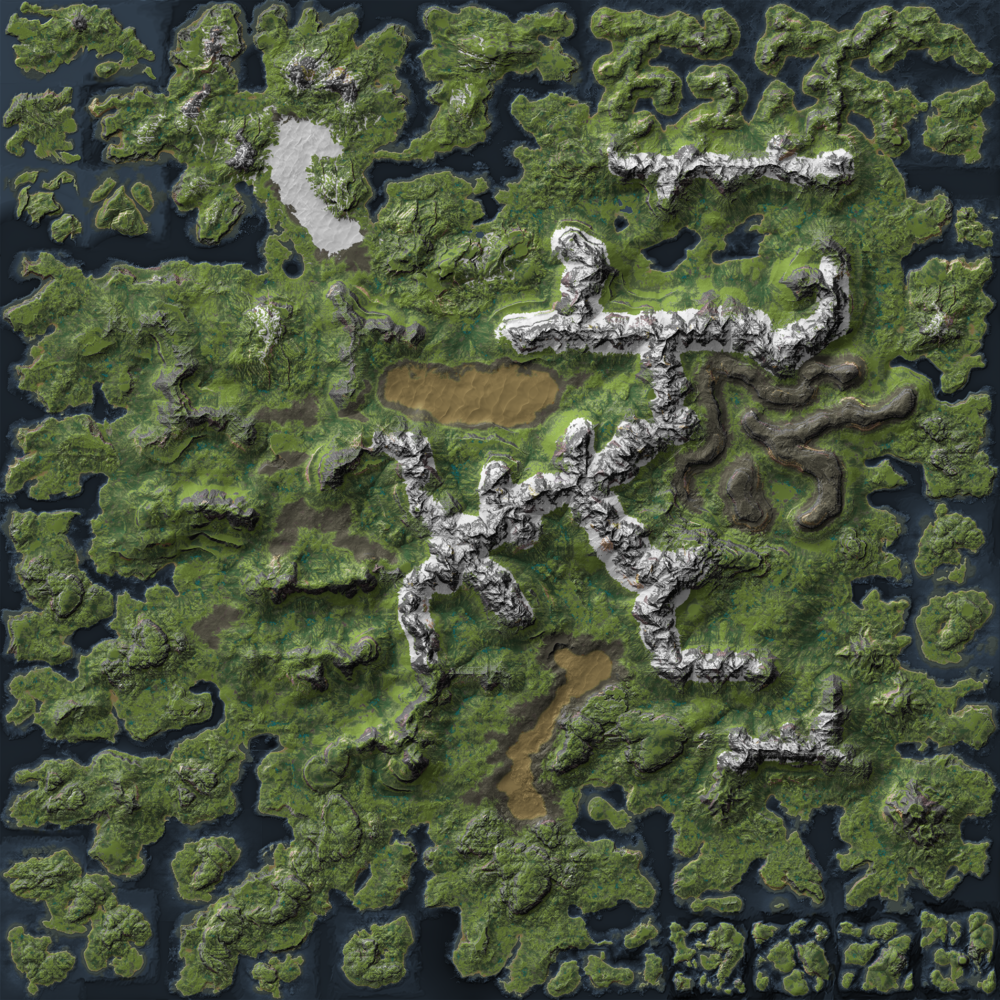 Life Is Feudal Map World   Official Life is Feudal Wiki