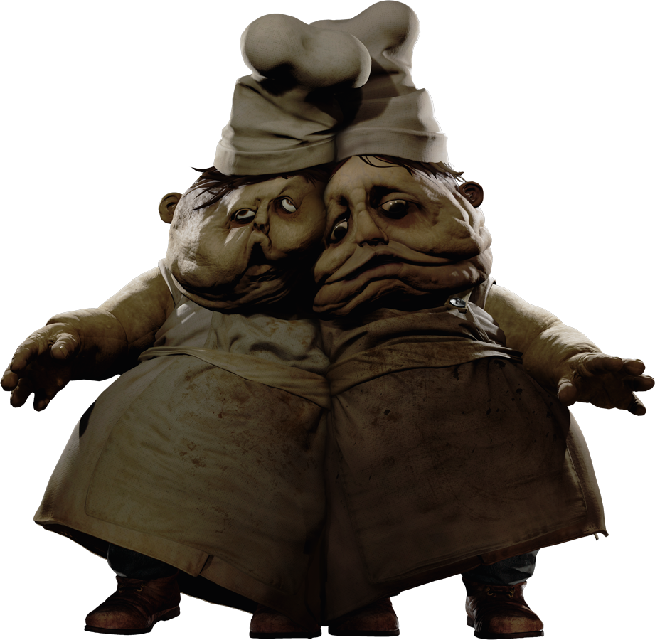 The twin chefs little nightmares wiki
