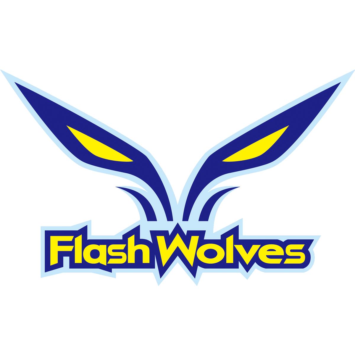 Kết quả hình ảnh cho Flash Wolves