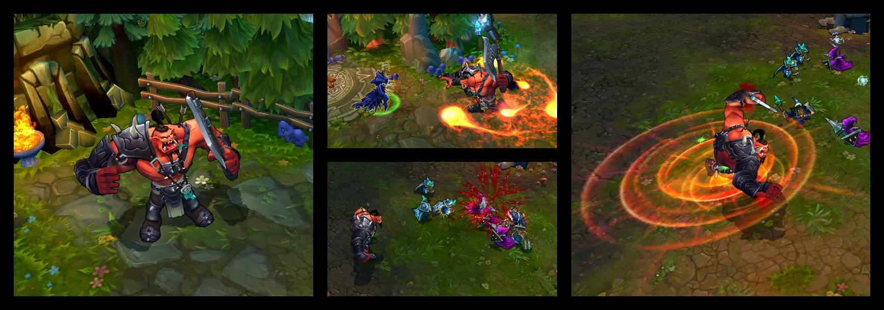 Image result for DR.MUNDO LOL ROLE