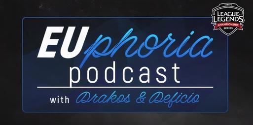 EUphoria Podcast - Leaguepedia | League of Legends Esports Wiki