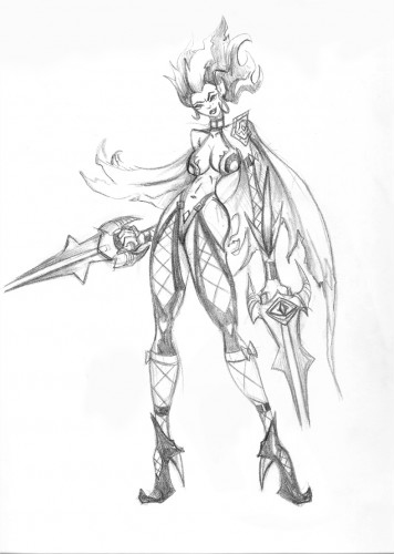 File:Evelynn concept 1 jpg - Leaguepedia | League of Legends
