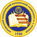 Kharkiv National University of Economicslogo square.png