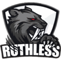Ruthless Gaming (Indian Team)logo square.png