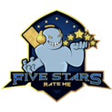 Rate Me Five Starlogo square.png