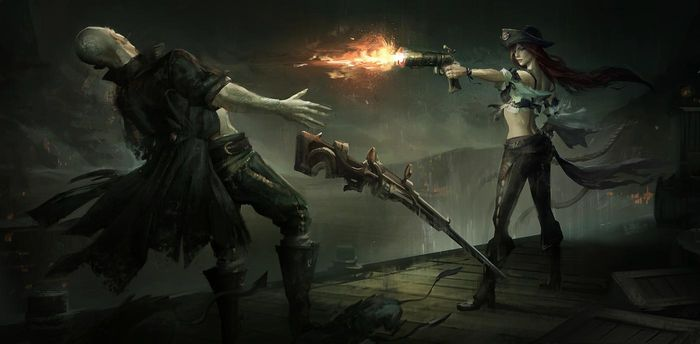 Miss Fortune - Leaguepedia | League of Legends Esports Wiki