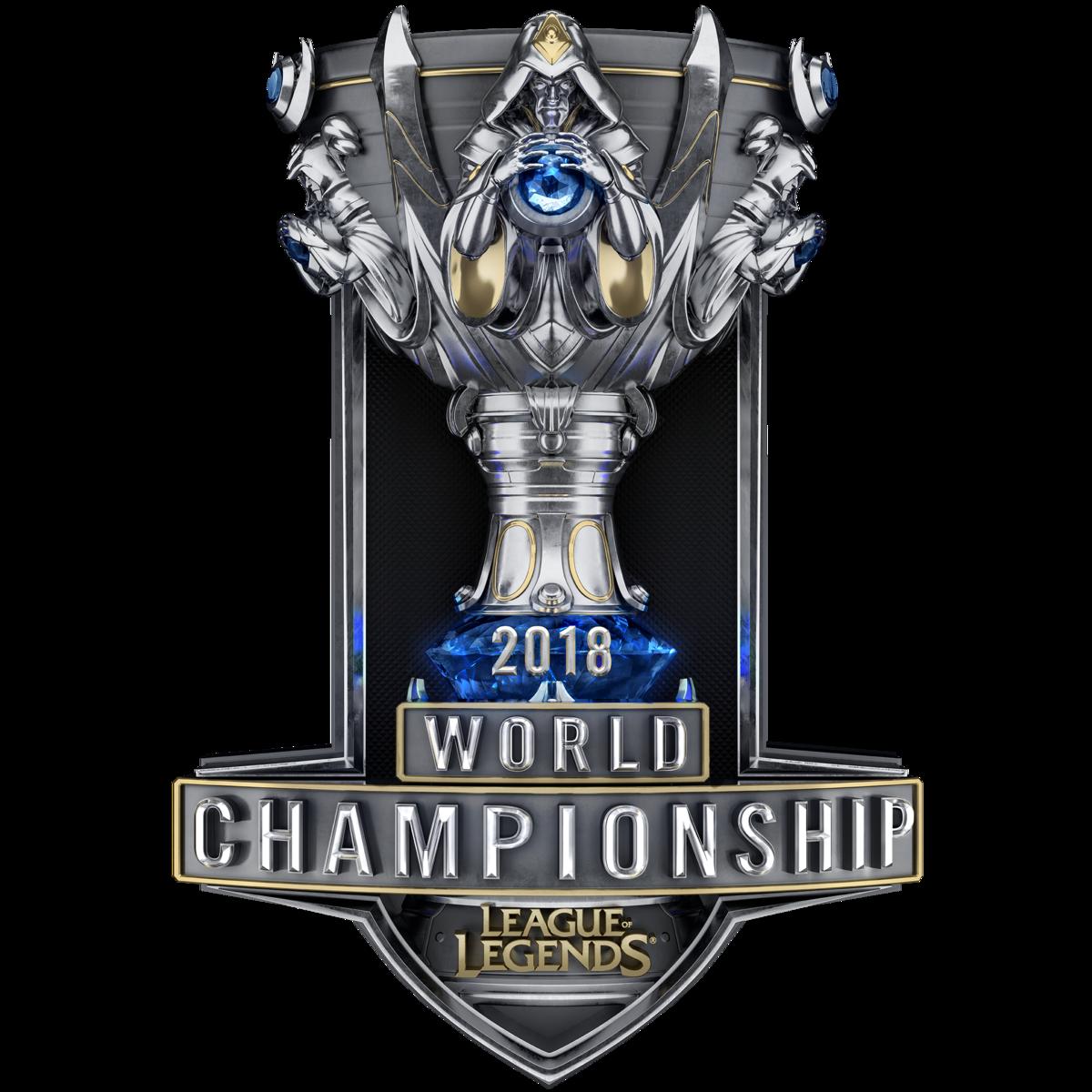 Worlds 2018 - Leaguepedia | League of Legends Esports Wiki