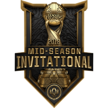 2018 Mid-Season Invitational - Leaguepedia | League of