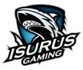 Isurus GamingOldlogo.png