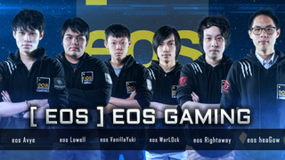 E.o.s Gaming 2016 Summer Roster.png