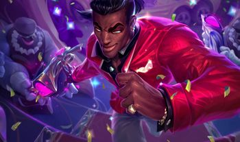 Lucian/Gallery/Splash Screens - Leaguepedia | League of ...