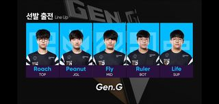 Gen G - Leaguepedia | League of Legends Esports Wiki