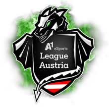 A1 eSports League Austria Season 1logo square.png