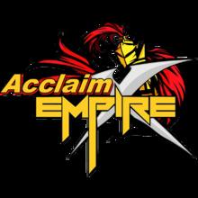 Acclaim EmpireXlogo square.png